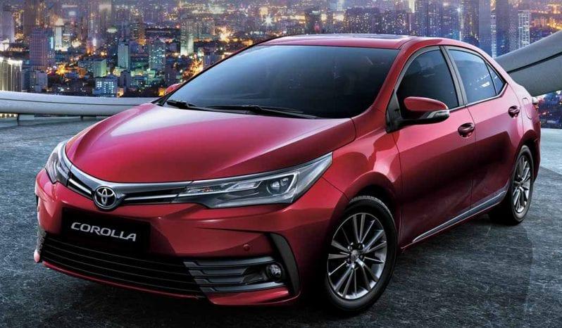 Toyota Corolla Xli Executive 2 0l 2018 اوتوزون بالبيد