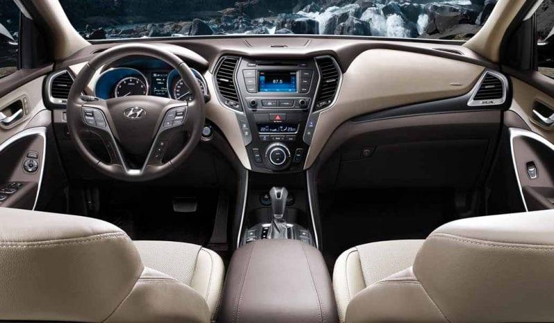 Hyundai Santa Fe GLS 3.3L Panorama 2018 ممتليء