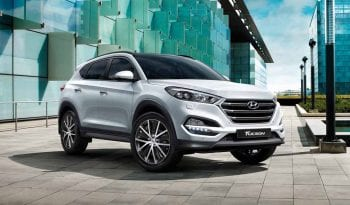 هيونداي توسان GL 4WD 2018 ممتليء