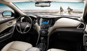 هيونداي جراند سنتافي GLS 4WD 2018 ممتليء