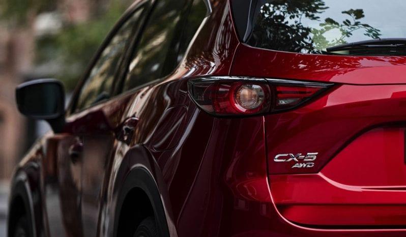 مازدا CX-5 الفئة الأولى 2018 ممتليء