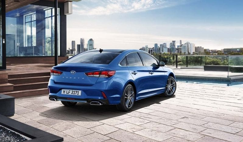 Hyundai Sonata GL Ace of Base 2018 full