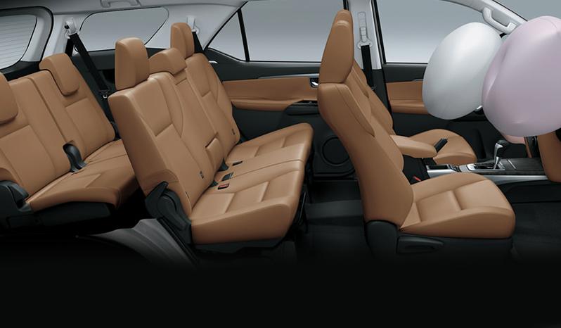تويوتا فورتشنر GX2 2WD 2.7L 2019 ممتليء