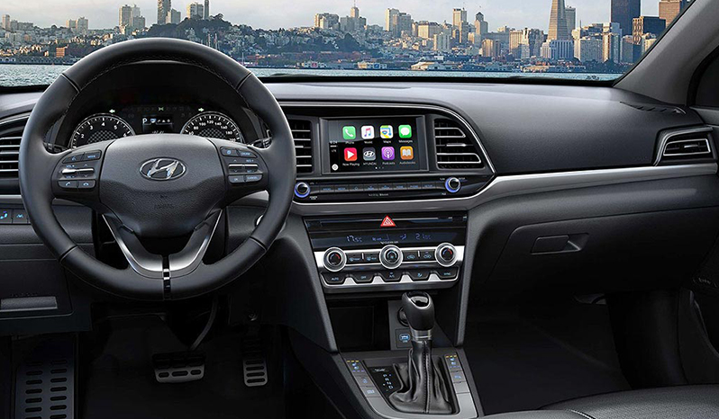 Hyundai Elantra GLS 2.0L MR 2019 full