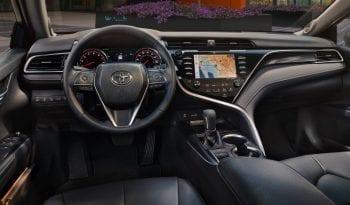 تويوتا كامري GLE Hybrid 2019 ممتليء